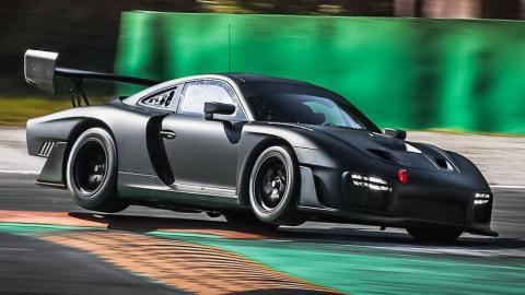 Vídeo nuevo Porsche 935