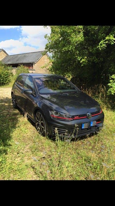 VW Golf GTI de Jeremy Clarkson