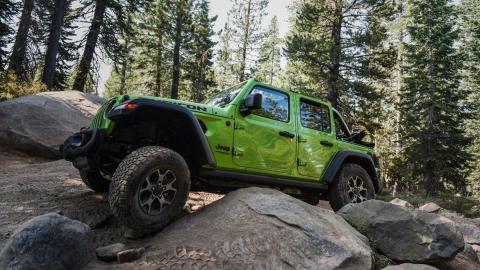 Jeep Wrangler 2018 Rubicon Trail (2)