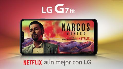 Netflix aún mejor con LG