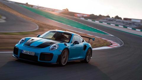 Interior Porsche 911 GT2 RS Clubsport Package