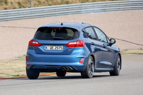 Prueba: Toyota Yaris GRMN vs Ford Fiesta ST vs y VW Polo GTI