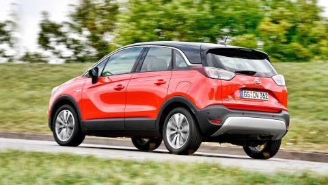 SUV por menos de 20.000 euros: Opel Crossland X