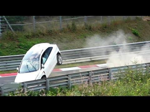 accidente nurburgring