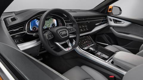 Claves Audi Q8
