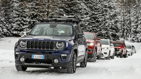 Jeep Winter Experience 2018/2019 (gama)