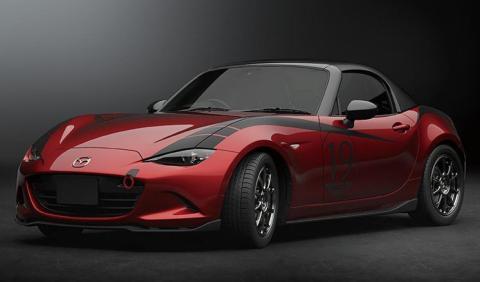 Mazda MX-5 Drop-Head Coupe Concept
