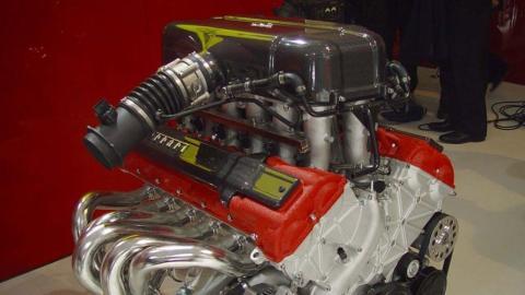 Venta motor Ferrari Enzo