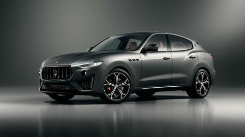 Maserati Levante Vulcano
