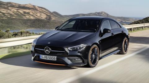 Mercedes CLA Coupé 2019