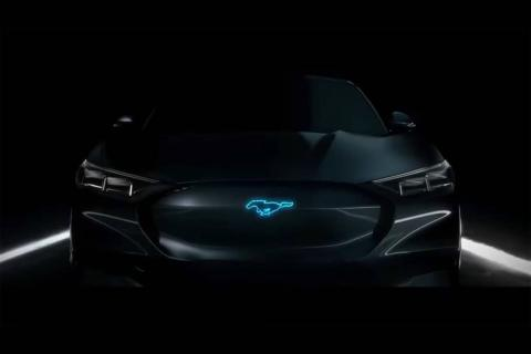 Ford V8 híbridos