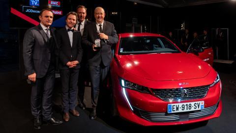 Premio Peugeot 508