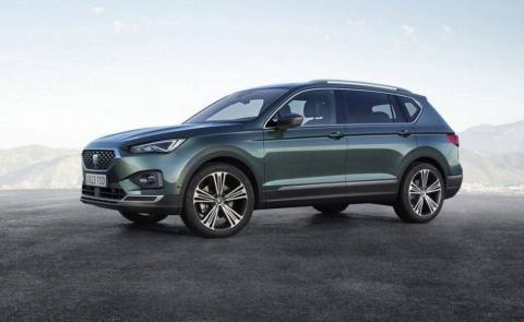 Seat Tarraco Ford Edge