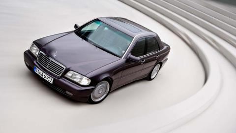El primer modelo oficial de Mercedes y AMG