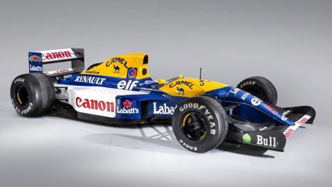 Williams Nigel Mansell