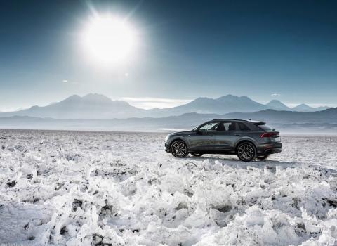 Audi Q8 potencia y sofisticación