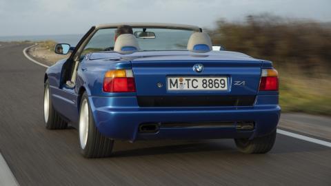 BMW Z1 (trasera)