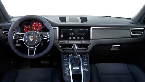 Porsche Macan Spirit (interior)