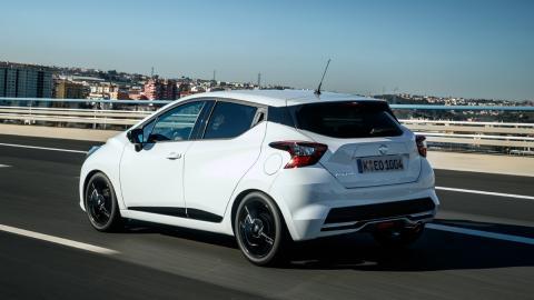 Prueba Nissan Micra N-Sport 1.0 DIG-T 117 CV (dinámica)