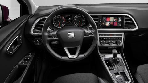 Seat León ST (interior)