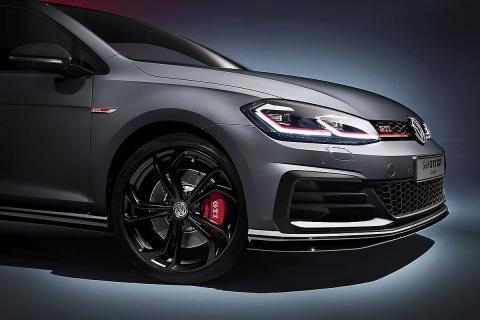 Prueba del Volkswagen GTI TCR