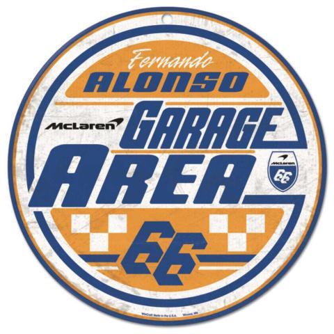 Garage Area Alonso Indianapolis