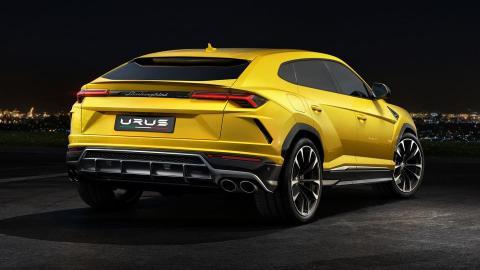 Lamborghini práctico