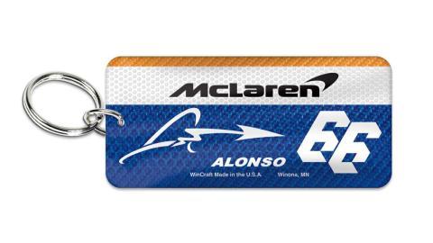 Llavero Alonso Indy 500 66