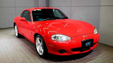 Mazda MX-5 Roadster Coupé Type S