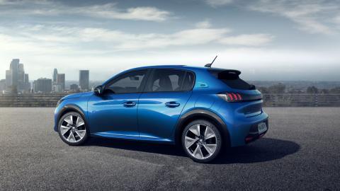 Peugeot 208 2019