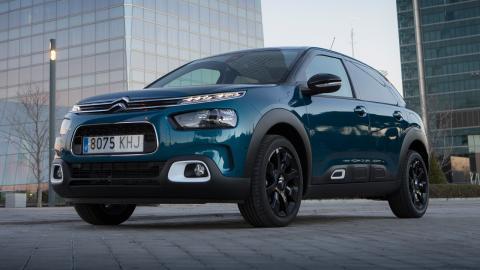 Prueba Citroën C4 Cactus 2018 PureTech 130
