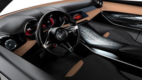 Alfa Romeo Tonale Concept (interior 2)