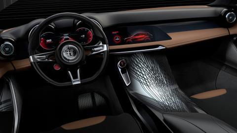 Alfa Romeo Tonale Concept (interior)