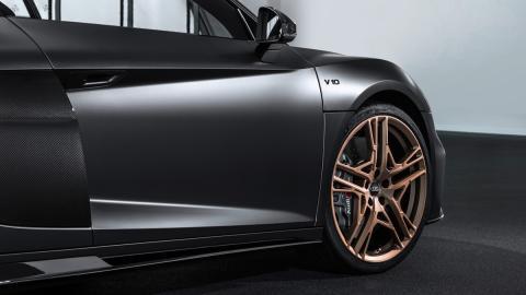 Audi R8 V10 Decennium (ruedas)