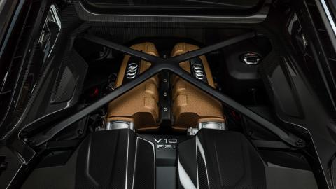 Audi R8 V10 Decennium (motor)