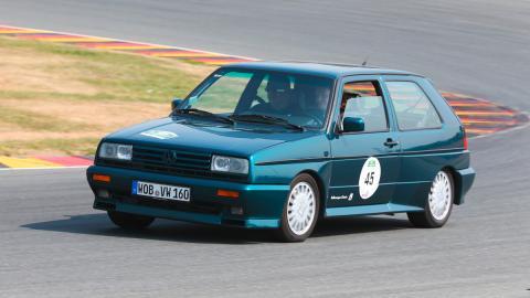 Volkswagen Golf Rallye (circuito)