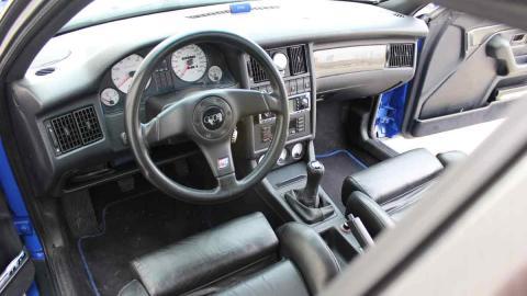 Interior Audi RS 2 Avant