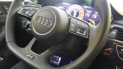Interior Audi RS 4 Avant