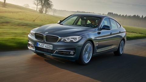 BMW Serie 3 GT