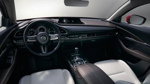 Nuevo Mazda CX-30 (interior)