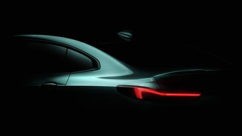 'Teaser' BMW Serie 2 Gran Coupé