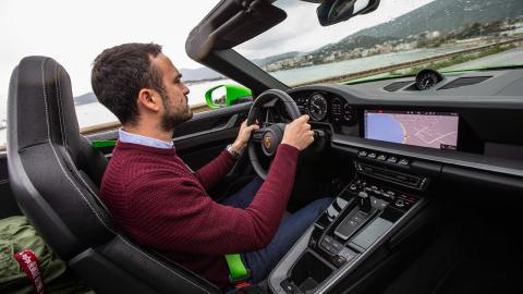 Prueba Porsche 911 Cabriolet S 2019
