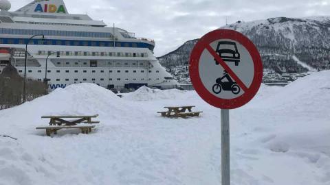Conducir en el Ártico