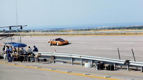 Mercedes C111 II D