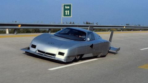 Mercedes C111 IV