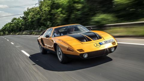 Mercedes C111 récord