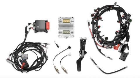 Motor Mopar 1.000 CV, kit