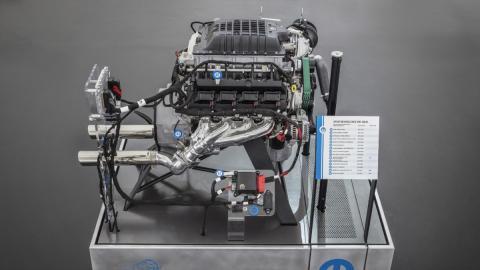 Motor Mopar 1.000 CV