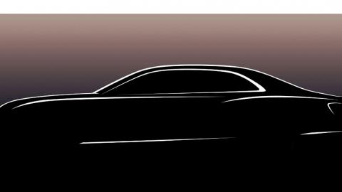 Nuevo Bentley Flying Spur, teaser lateral