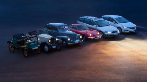 Opel 120 aniversario El futuro es de todos